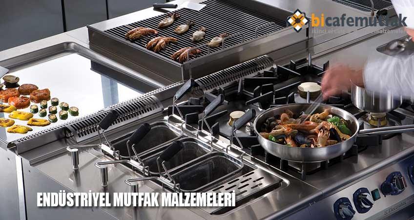 endüstiryel mutfak malzemeleri