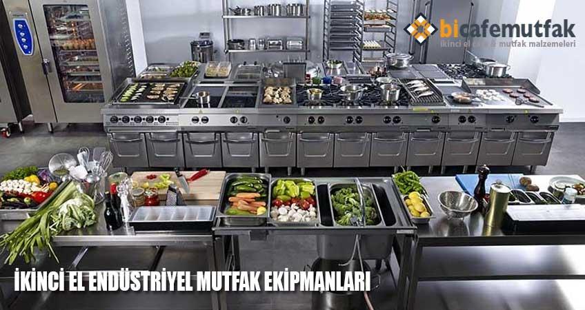 kinci el endüstriyel mutfak ekipmanları