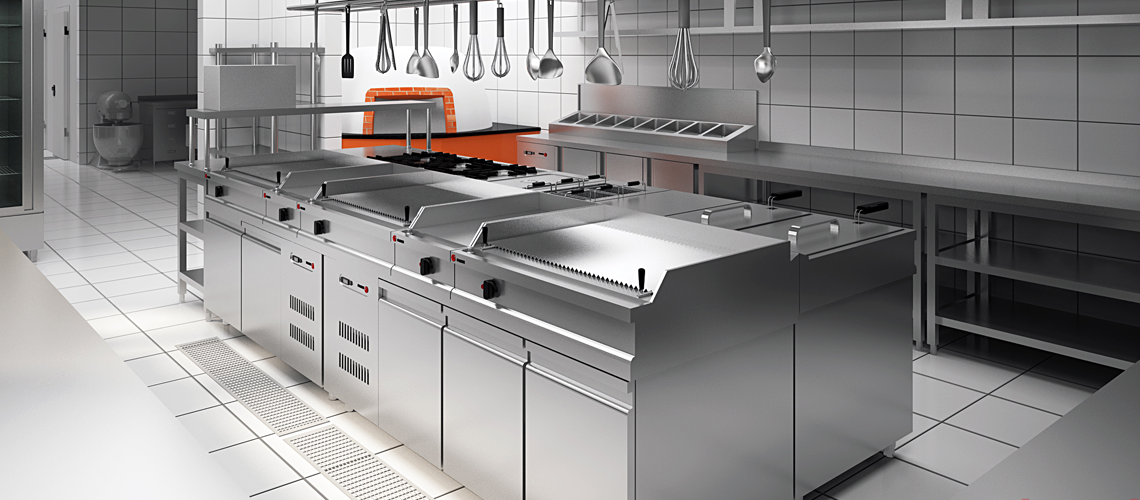 endüstriyel mutfak imalatı