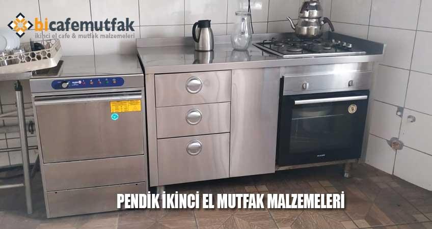 pendik ikinci el mutfak malzemeleri