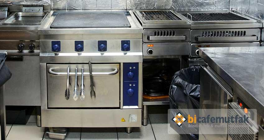 sanayi tipi mutfak malzemeleri