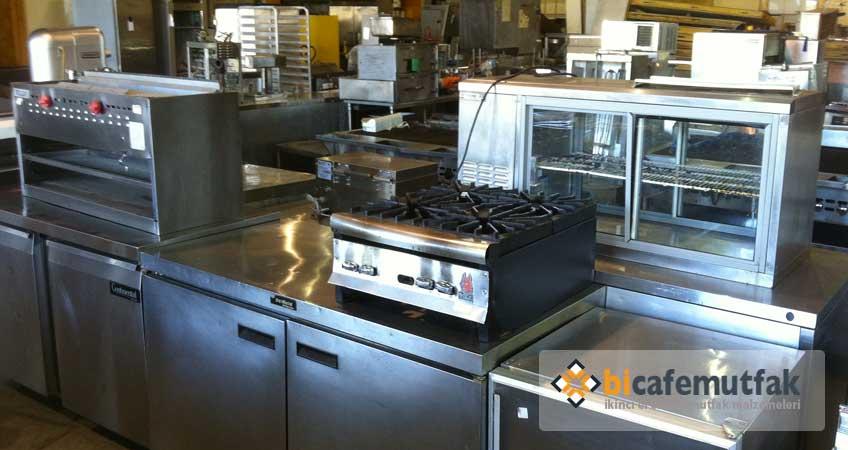 2 el restoran mutfak malzemeleri