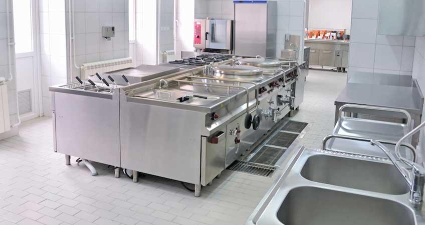 sanayi mutfak malzemeleri